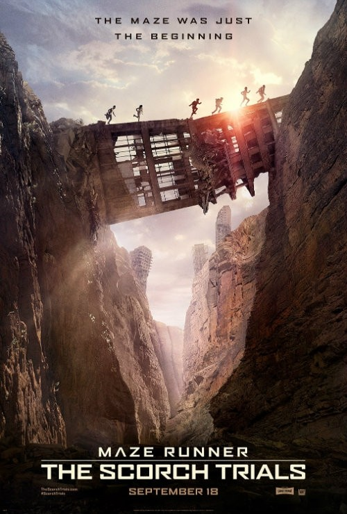 New The Scorch Trials Trailer And Clip Leave Fans On The Edge | Scorch Trials