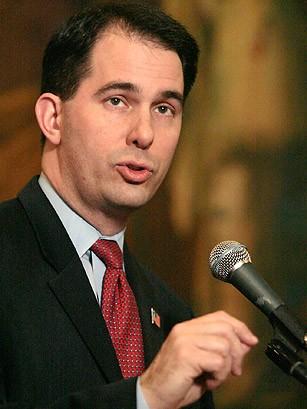Scott Walker's Presidential Announcement Blasted By Top Union Leader | Scott Walker