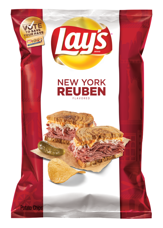 Lays Unveils 4 New Chip Flavors! | Lays