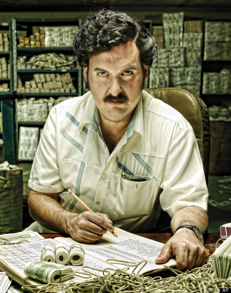 Netflix Goes Narcos: Trailer Released For The New Netflix Big Hitter | Narcos