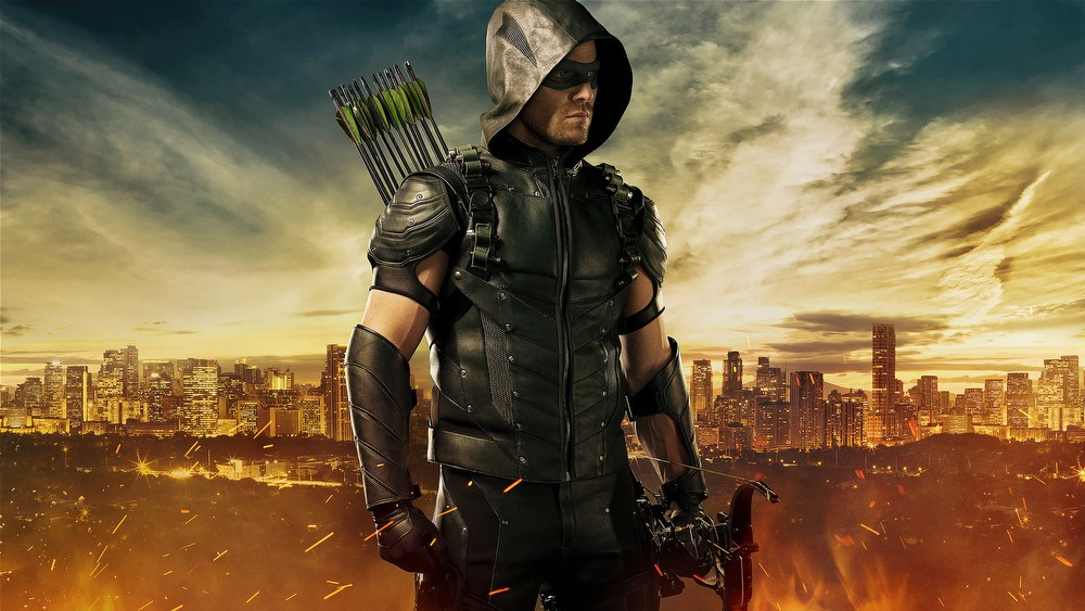 WWE's Stardust & The Miz Take On The Green Arrow Via Twitter   Green Arrow