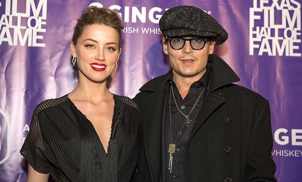 Trouble Down Under: Amber Heard Charged By Australian Officials Over Illegal Dogs | amber heard
