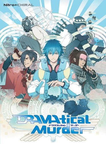 DRAMAtical Murder Gets Licensed By Sentai Filmworks | DRAMAtical Murder