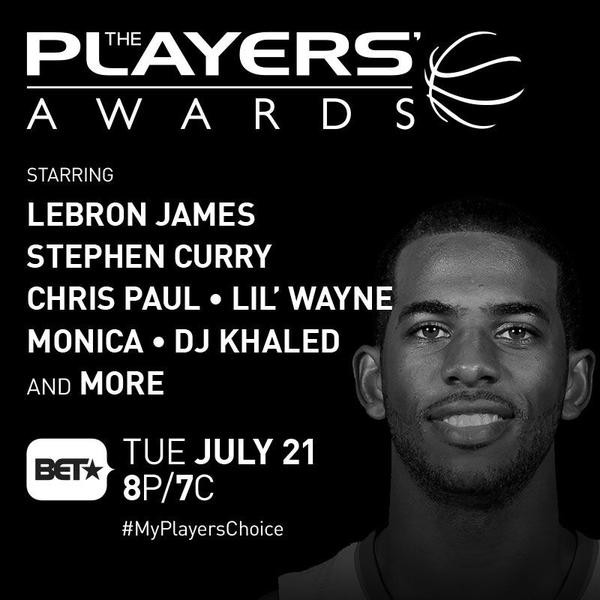 BET Networks Partner With NBPA To Present 'The Players' Awards' | BET