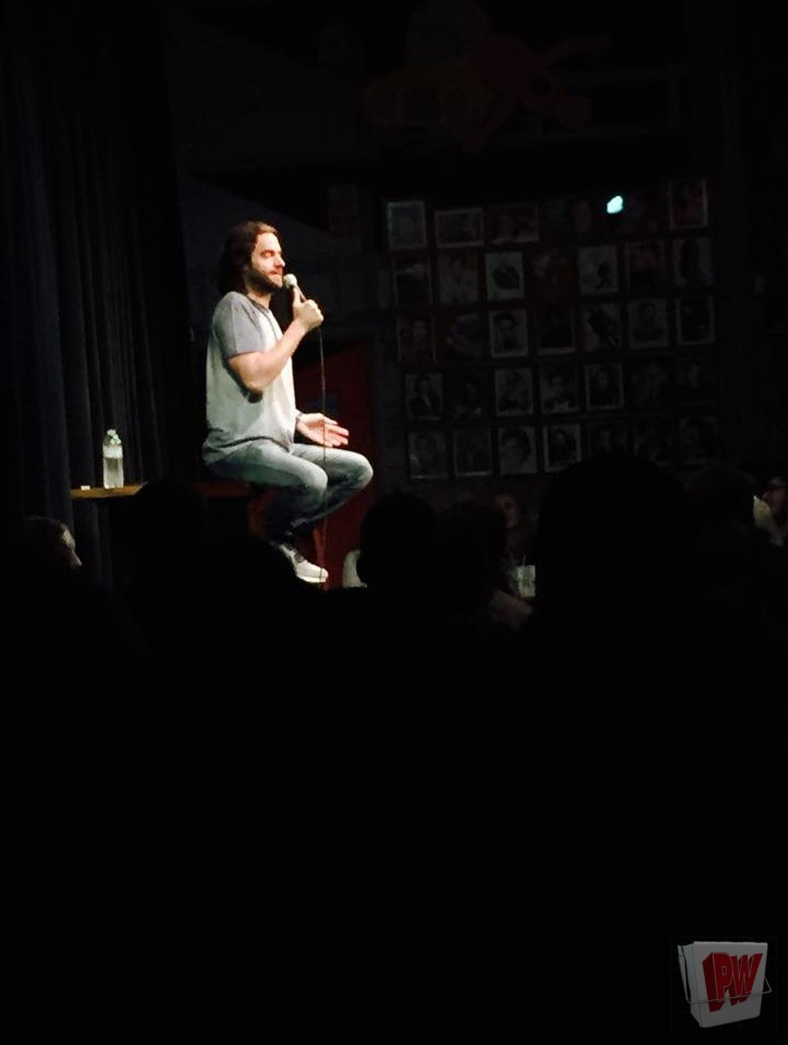 Chris D'Elia Slays Zanies During Comedy Tour In Nashville | Chris D'Elia
