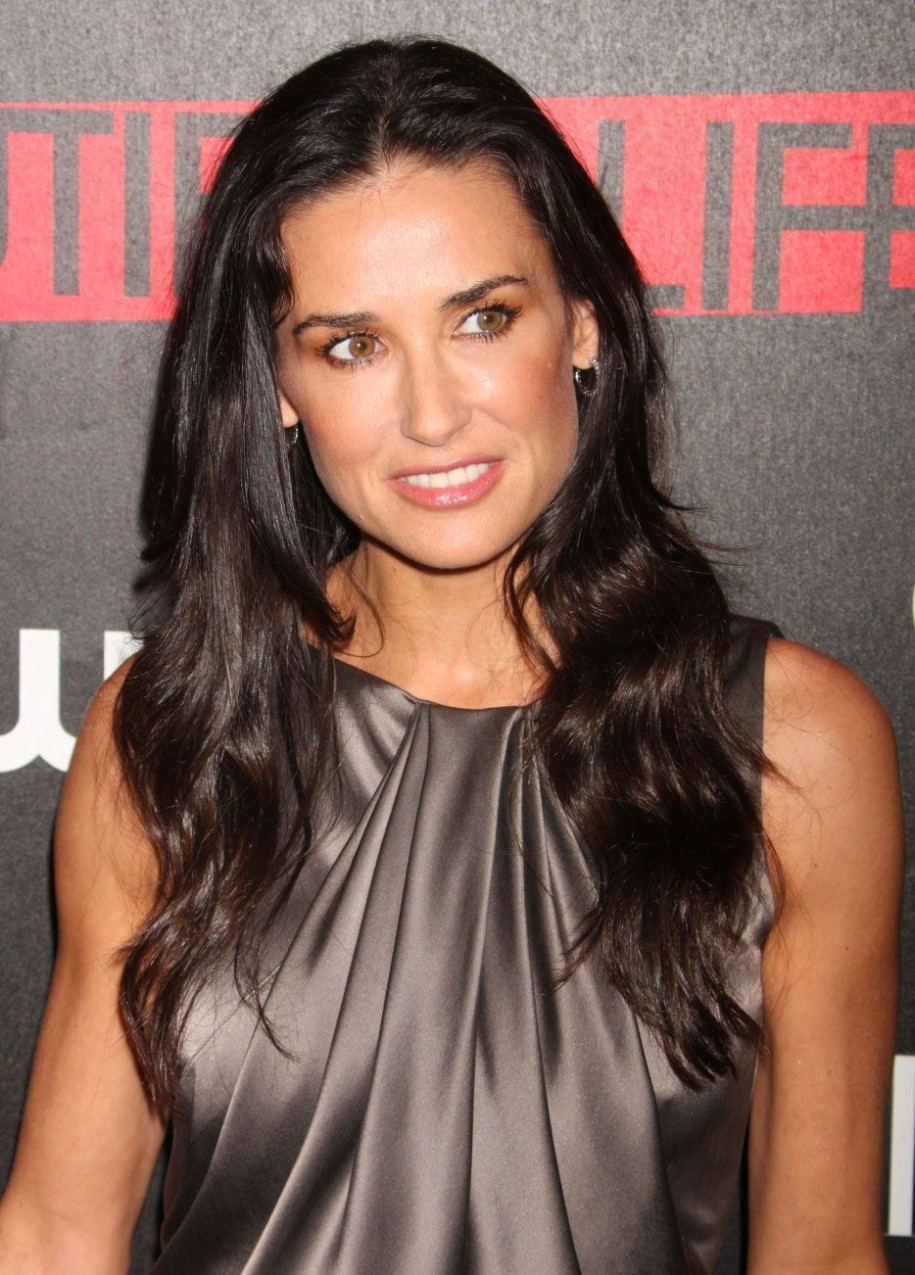 Man Allegedly Drowns In Demi Moore's Pool | Demi Moore