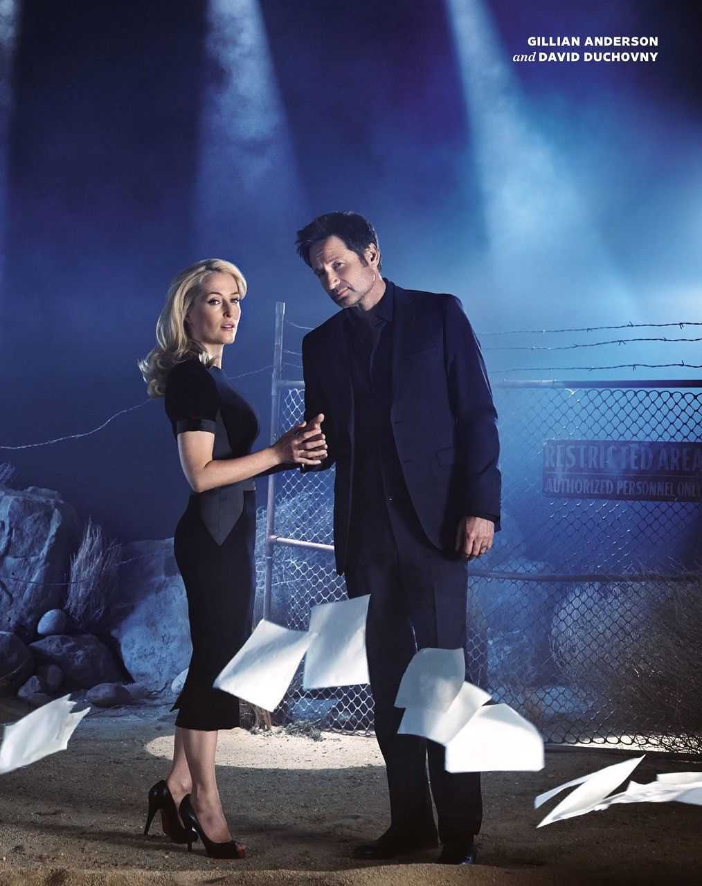 FOX Releases New Teaser For Upcoming X-Files Mini-Series | X-Files