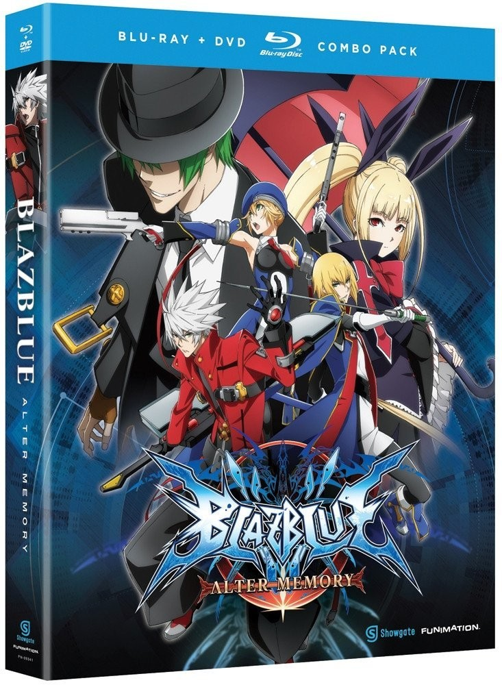 Blazblue: Alter Memory Complete Series Review | blazblue