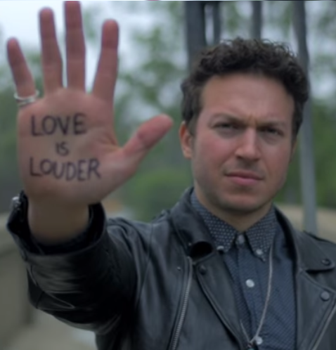 Jay Stolar Supports Love Is Louder With New Music Video | Jay Stolar