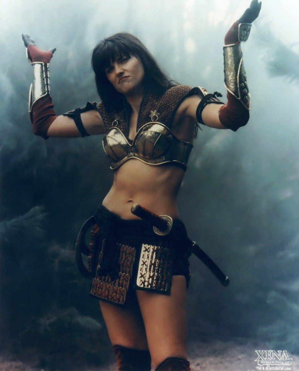 Xena: Warrior Princess Reboot In The Works | Xena