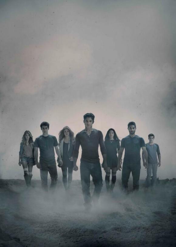 Teen Wolf: 05x05, Novel Approach   Teen Wolf