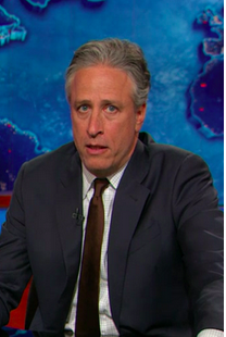 Jon Stewart Loses It Over Donald Trump | jon stewart