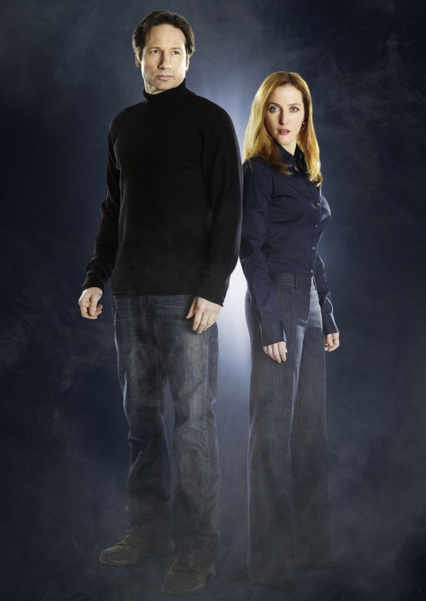 The X Files Revival Adds Two More Guest Stars | X Files