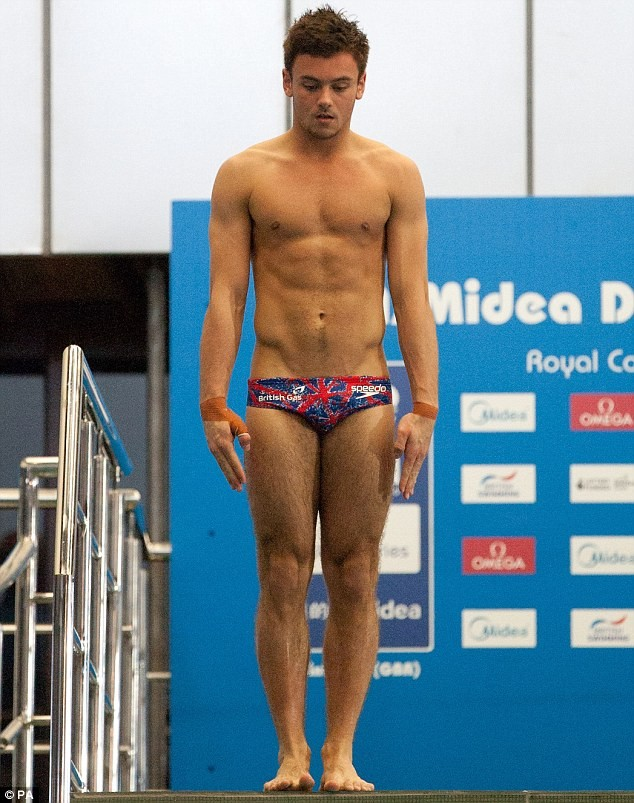 Tom Daley: