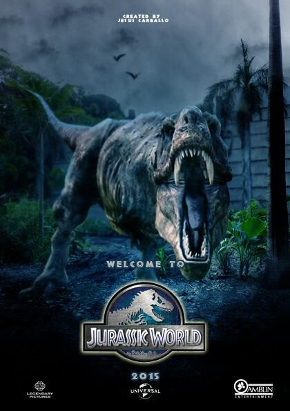 Jurassic World: 3rd Highest-Grossing Film Of All Time | Jurassic World