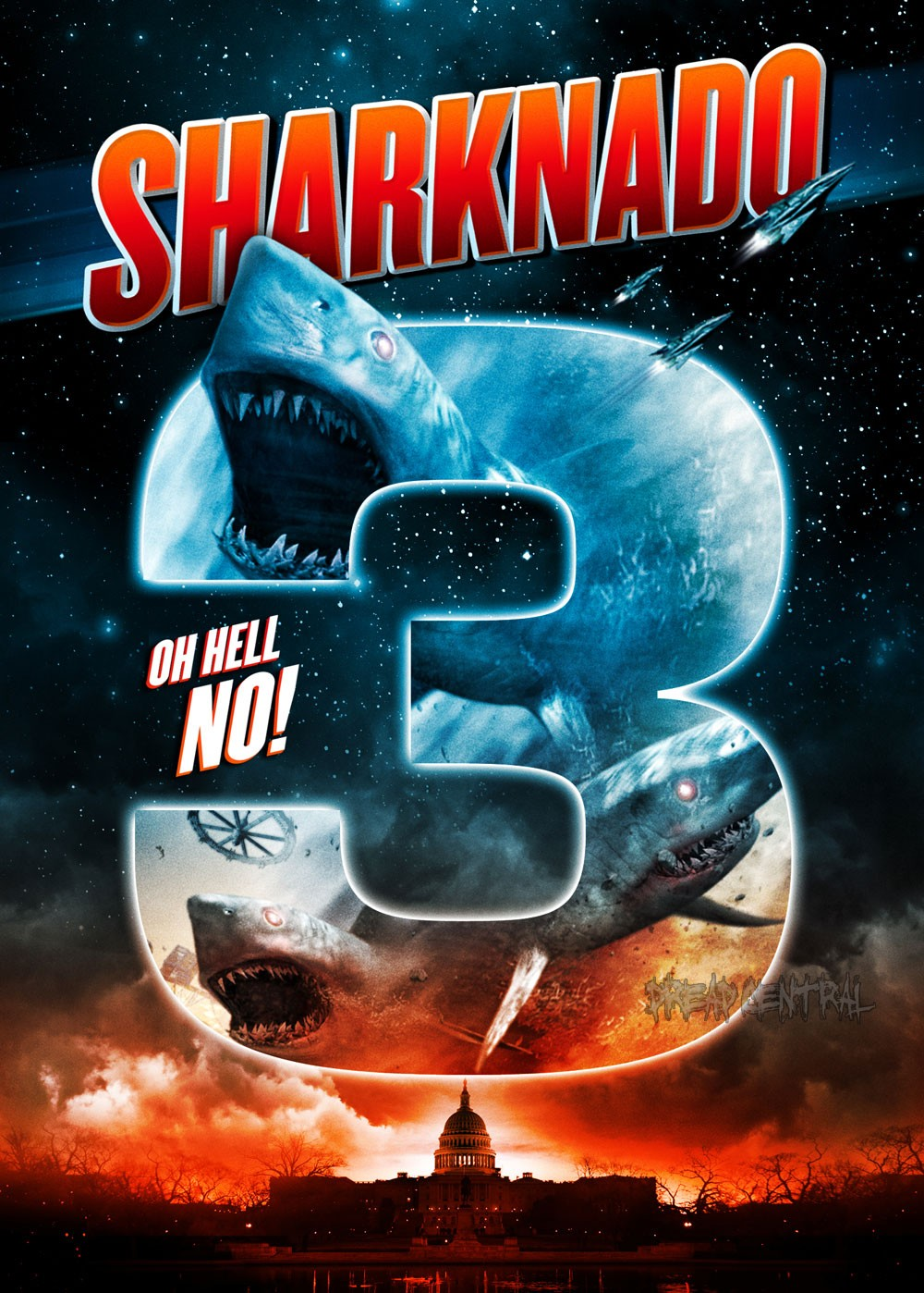 Sharknado 3 Is The Perfect Storm | Sharknado 3