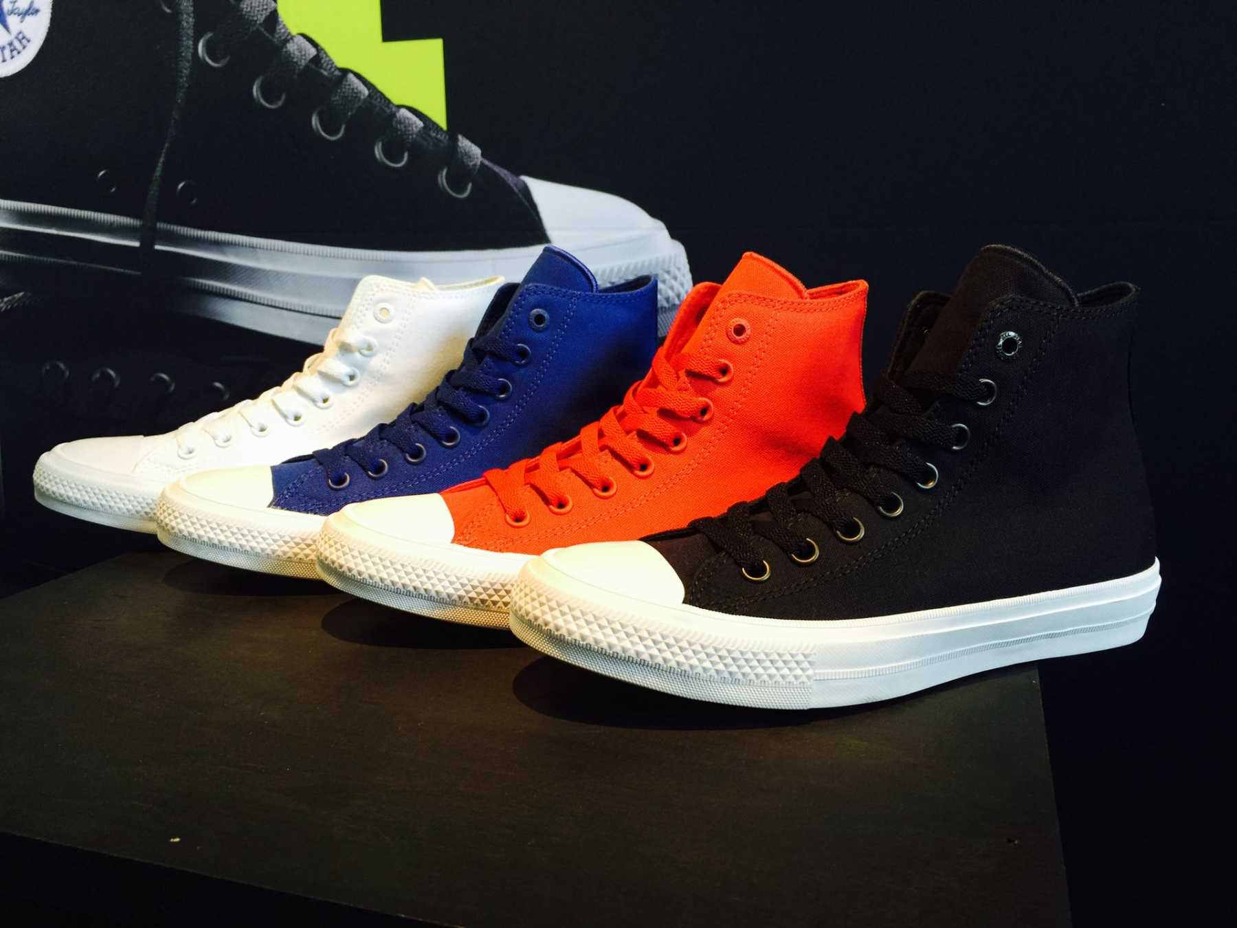 Converse Chucks Get A Facelift After 98 Years | Converse