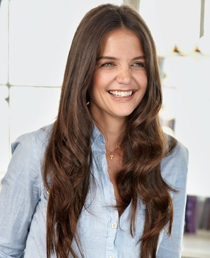 Katie Holmes Plays 'Say Anything' With Jimmy Fallon   Katie Holmes