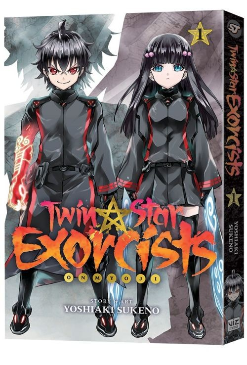 Twin Star Exorcists: Volume 1 Review | twin star exorcists