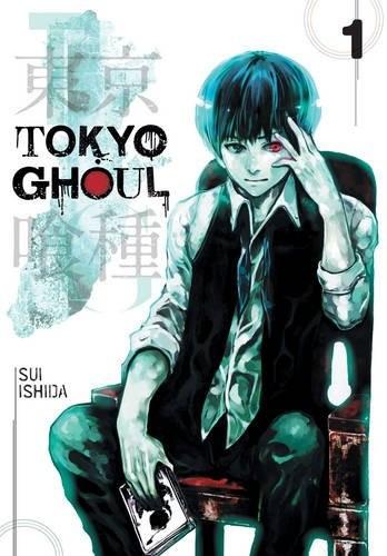 PopTalk Reviews Tokyo Ghoul Volume 1 | tokyo ghoul