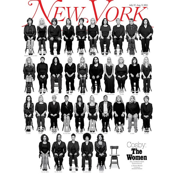 35 Of Bill Cosby's Alleged Victims Speak Out | Bill Cosby