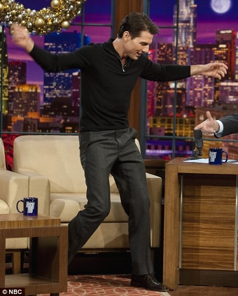 Tom Cruise Smashes Lip Sync Battle With Jimmy Fallon | Tom Cruise