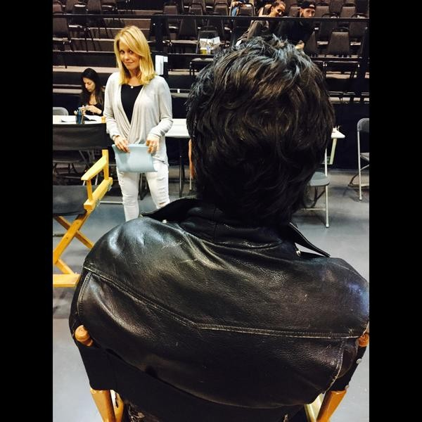 Uncle Jesse & Aunt Becky Reunited For A Photo During Fuller House And It Feels So Good! | Fuller house