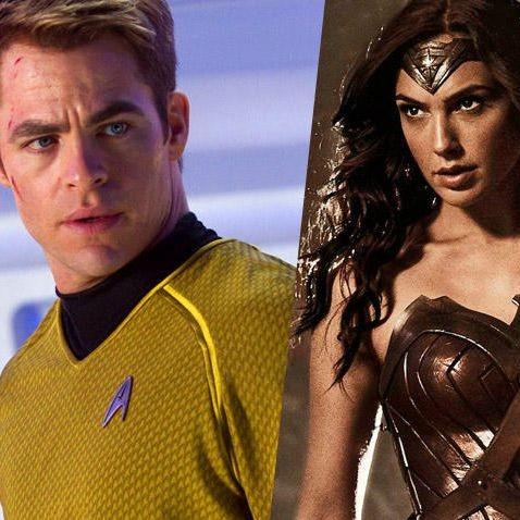 Chris Pine Joins Wonder Woman Cast | Wonder Woman