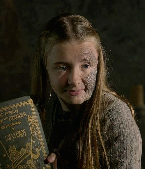 Game Of Thrones' Kerry Ingram Gives Fans All The Feels With Fiery Twitter Pic | Kerry Ingram