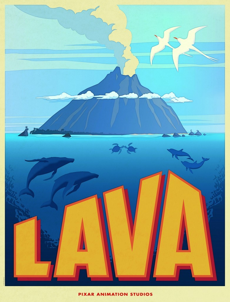 The New Obsession Begins With Pixar's 'Lava' Song | lava