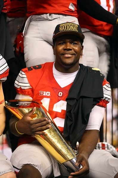 Ohio State QB Cardale Jones Gets Scared In Hilarious Prank | Cardale Jones