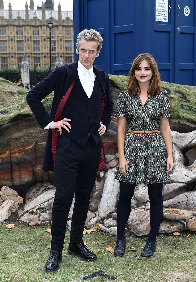 Doctor Who Series 9 Prequel Coming To Big Screen | Doctor Who