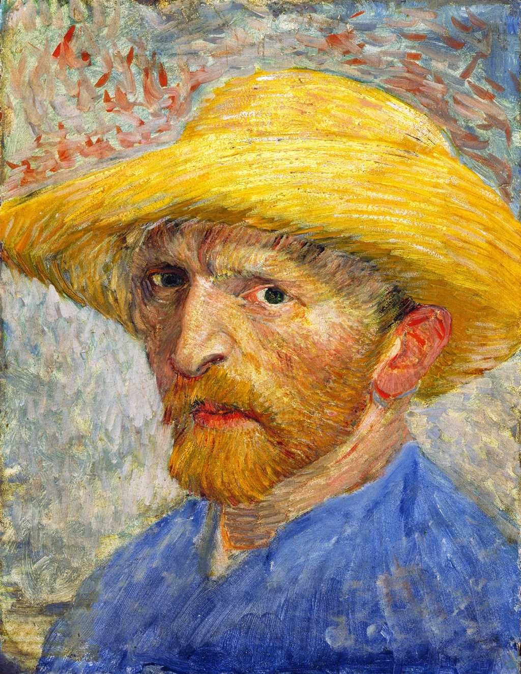Van Gogh Celebrated With 50,000 Flower Display | Van Gogh