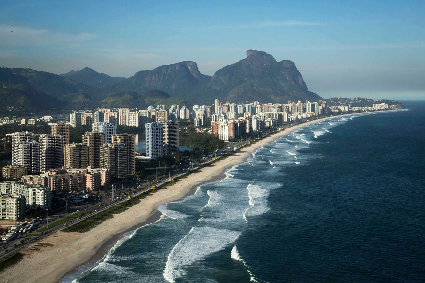 2016 Olympians At Risk Of Illness Due To Rio's Water | Rio