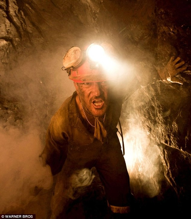 Watch: New Trailer Out For Chilean Miners Movie 'The 33' | Chilean Miners