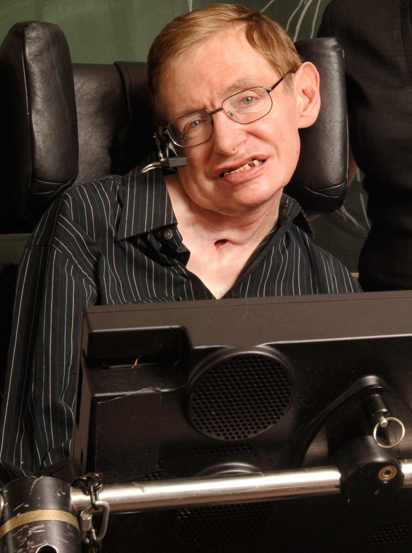 Stephen Hawking Answers The Hard Questions For His Reddit AMA | Stephen Hawking