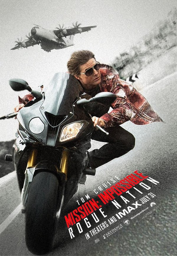 Loudinni Reviews The Surprisingly Enjoyable Mission Impossible: Rogue Nation | Mission Impossible: Rogue Nation