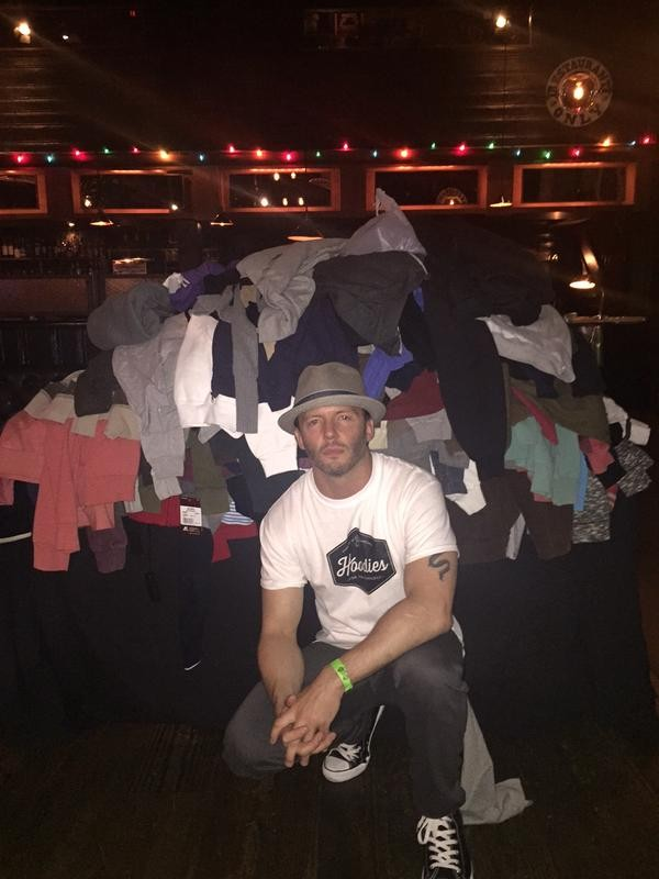 Musicians Perform At Brooklyn Bowl For 'Hoodies For The Homeless' | Hoodies for the Homeless