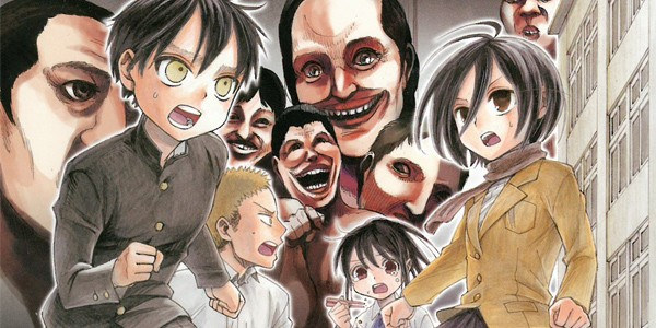 Attack On Titan's Comedic Spin-Off Junior High Gets Anime Adaptation | Attack On Titan
