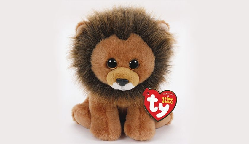 New Cecil The Lion Beanie Baby To Help Fund Research | cecil the lion