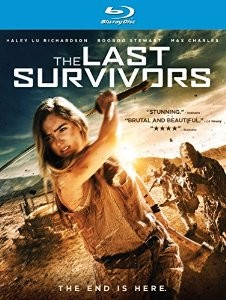 Haley Lu Richardson Talks The Last Survivors, Fight Scenes, And New Projects In Exclusive Interview | haley