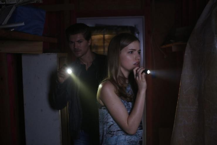 Scream: 01x06 Betrayed | scream