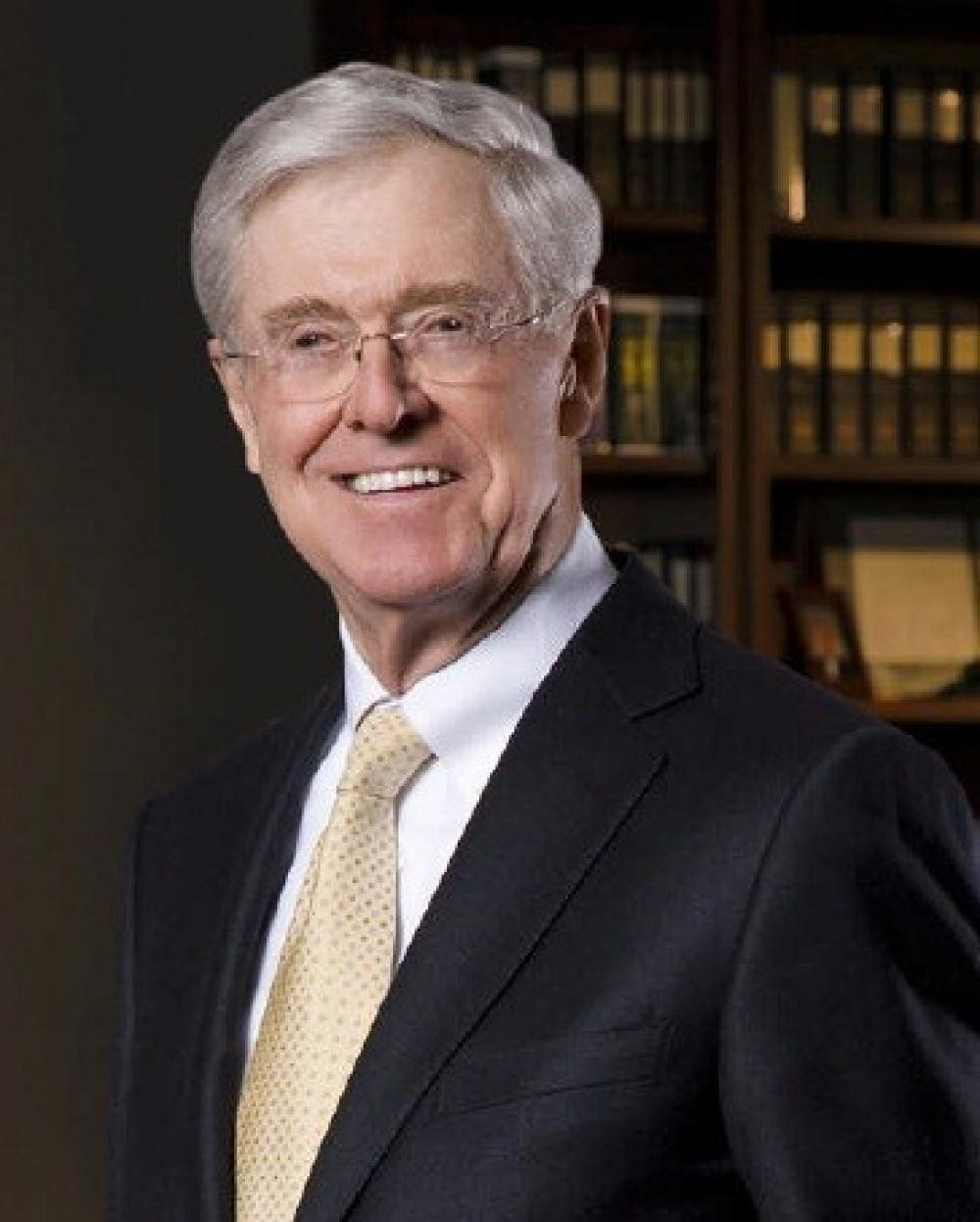 Charles Koch Compares Rich Network To Civil Rights Movement | Charles Koch