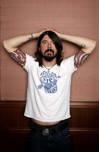 Dave Grohl Heard You, Cesena: Prepare For The Foo Fighters | Dave Grohl