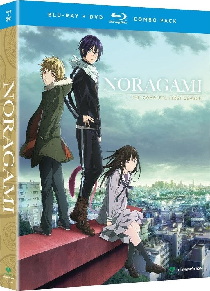 PopTalk Reviews The Hit Anime Series: Noragami | noragami