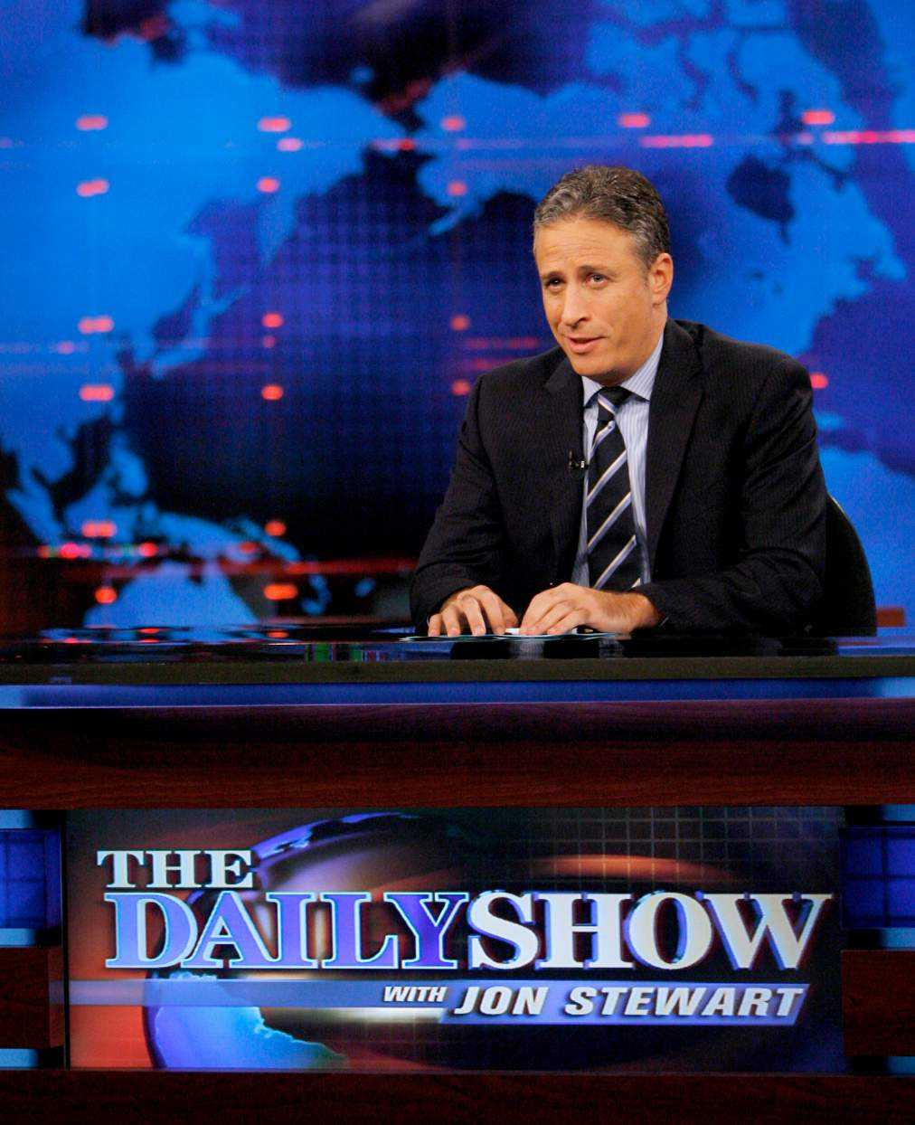 The Daily Show Set Going To D.C.'s Newseum | Daily Show