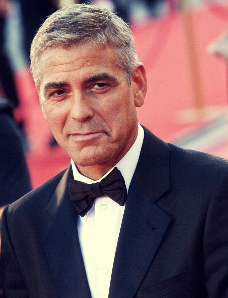 George Clooney To Be Stephen Colbert's First Late Show Guest | George Clooney