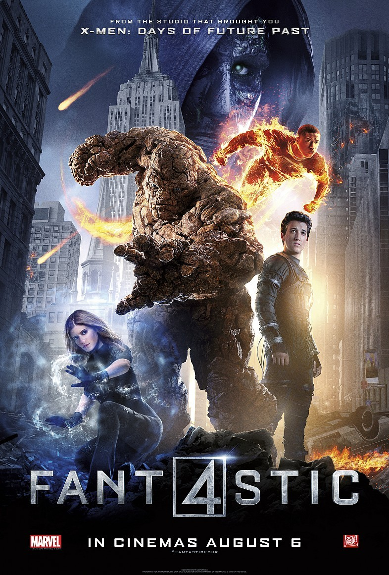 Loudinni Whines About Fantastic Four | Fantastic Four