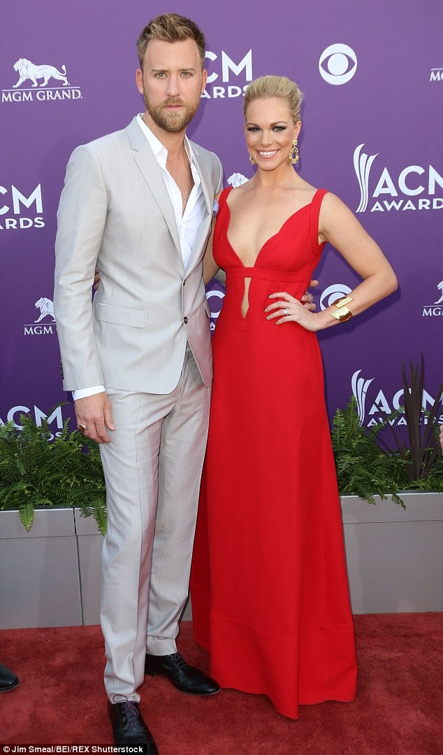 Lady Antebellum's Charles Kelley Is Going To Be A Dad! | Charles Kelley