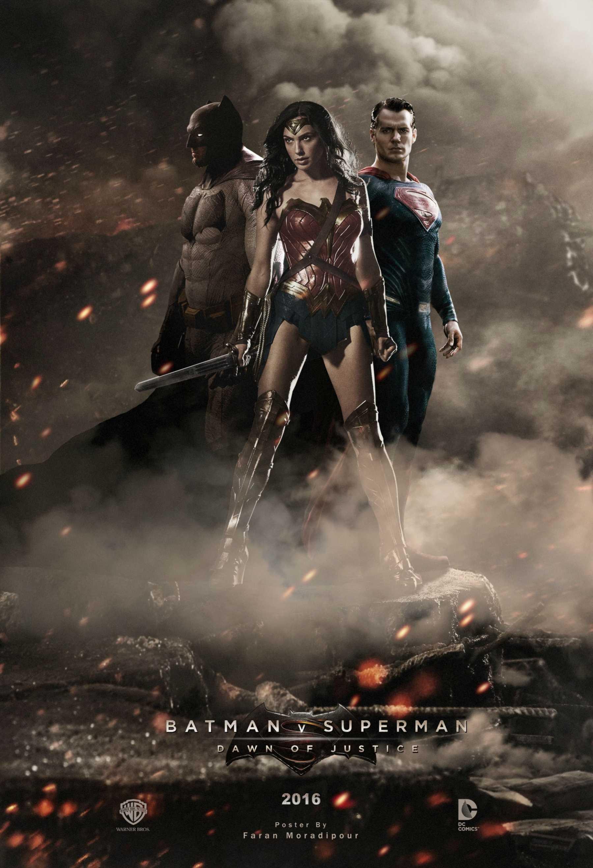 Batman V Superman Gets Standing Ovation From Warner Bros. Execs | Warner Bros